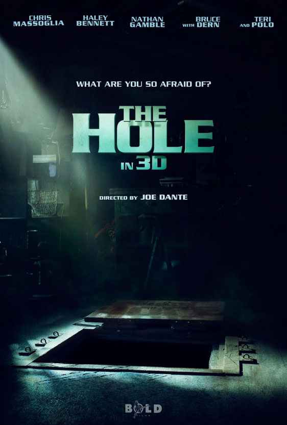 The Hole Poster #2
