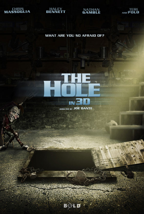The Hole Poster #4