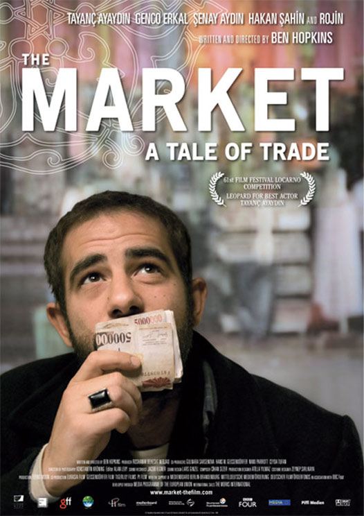 The Market - A Tale of Trade (Pazar - Bir ticaret masali) Poster #1