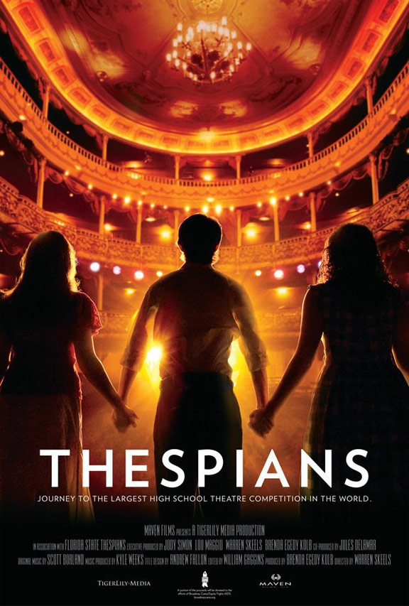 Thespians Poster #1