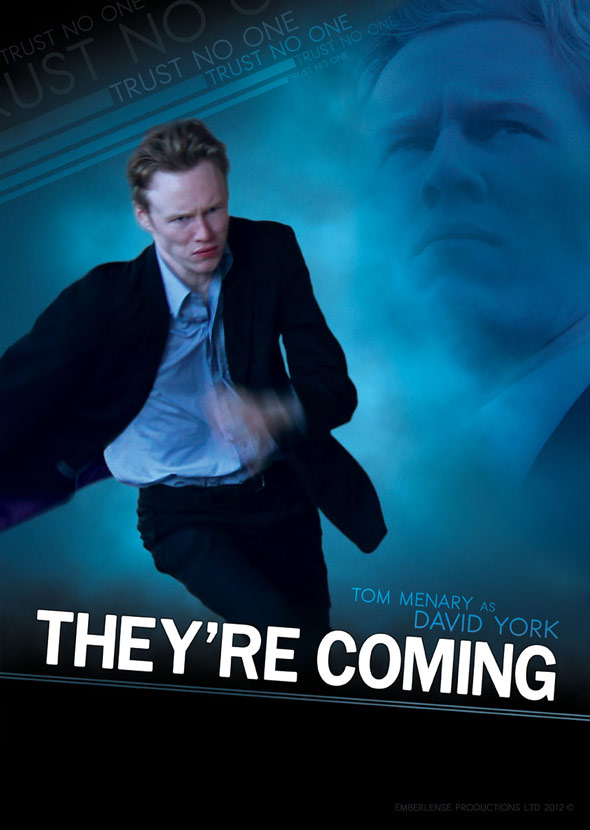 They're Coming Poster #1