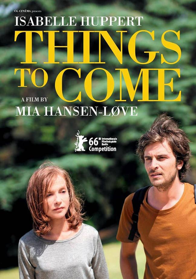 Things to Come Poster #1