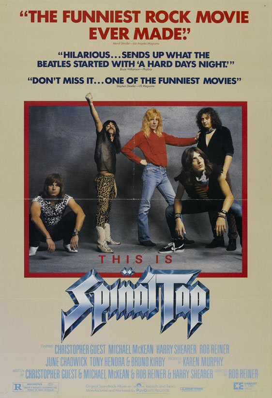 This Is Spinal Tap Poster #1