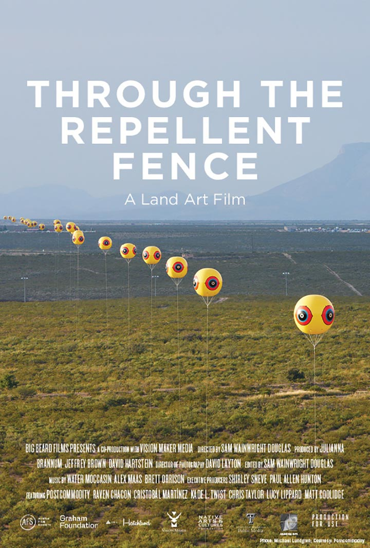 Through the Repellent Fence Poster #1