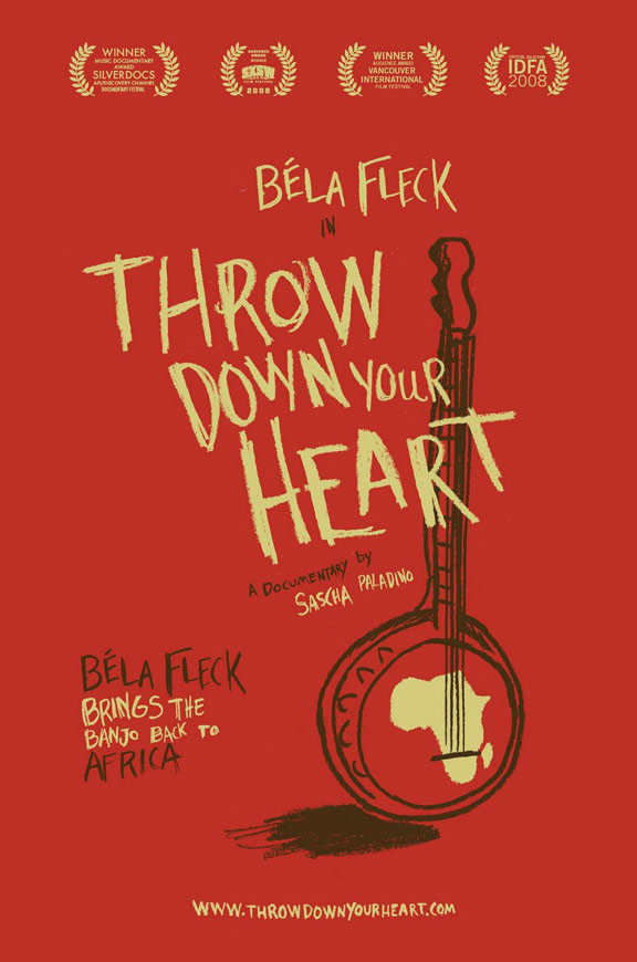 Throw Down Your Heart Poster #1