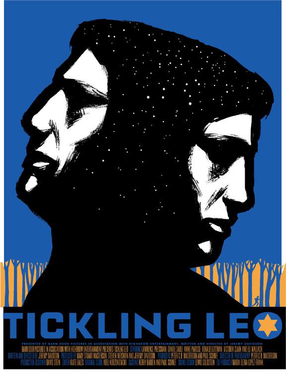 Tickling Leo Poster #1