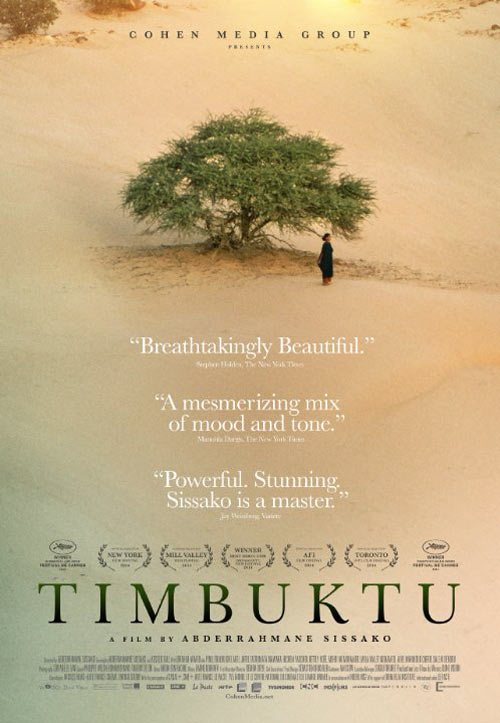 Timbuktu Poster #1