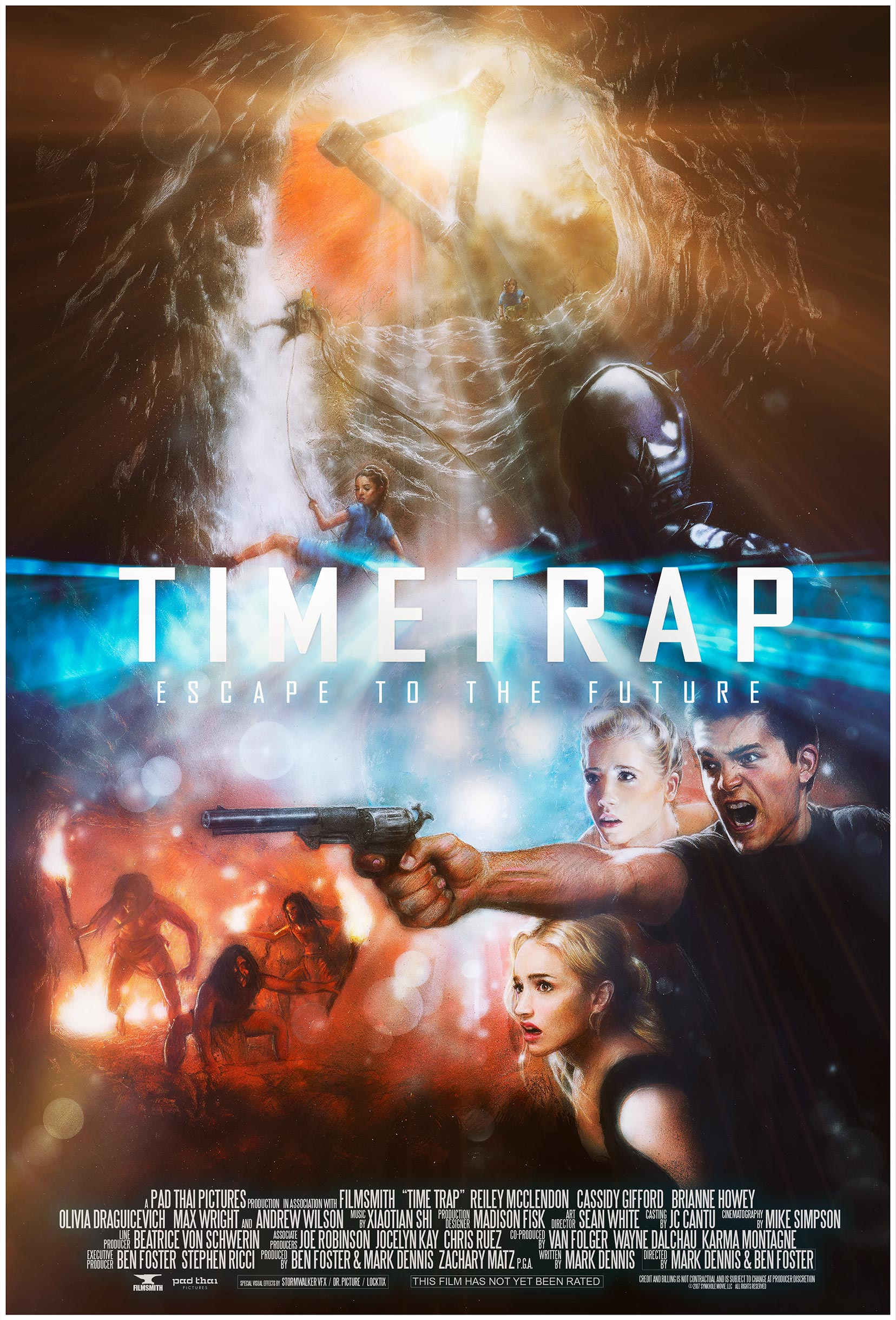 Time Trap Poster #1