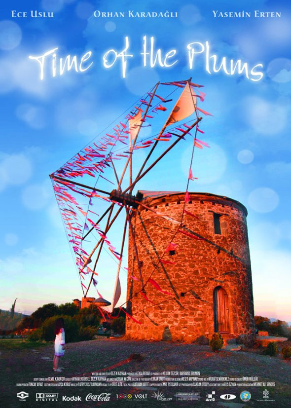 Time of the Plums Poster #1