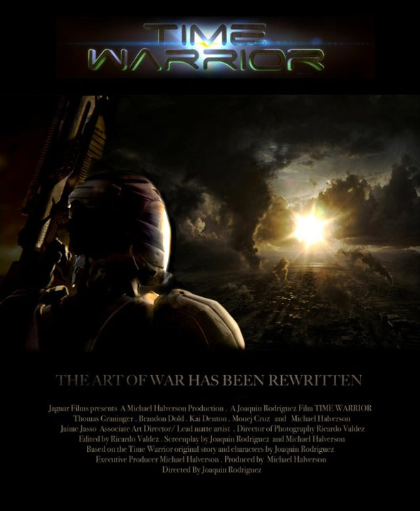 Time Warrior Poster #1