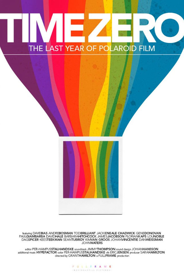 Time Zero: The Last Year of Polaroid Film Poster #1