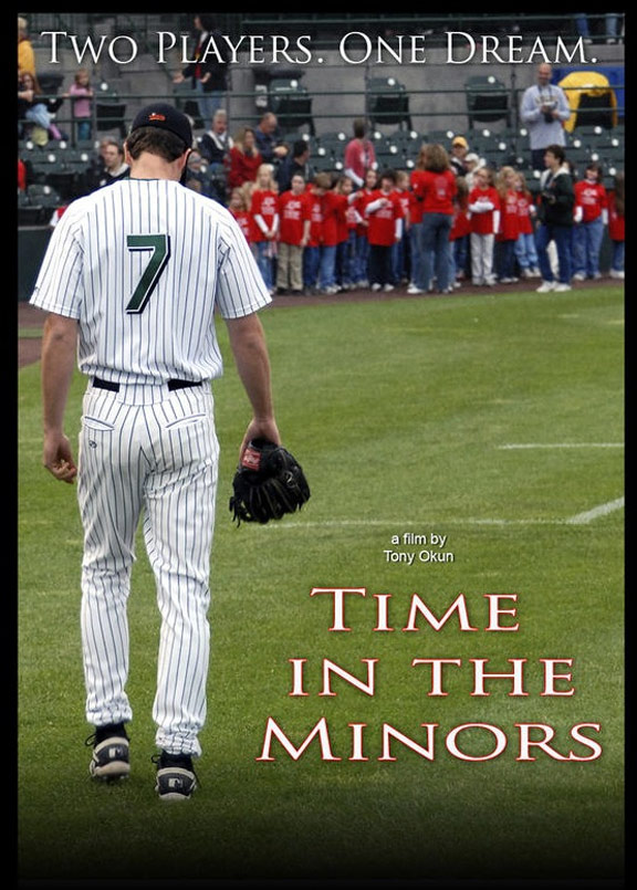 Time in the Minors Poster #1
