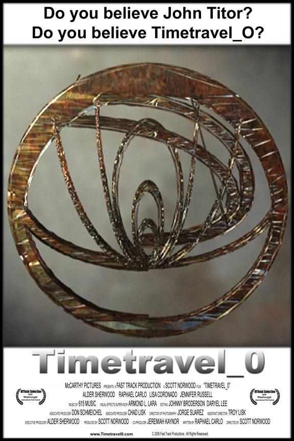 Timetravel_0 Poster #1
