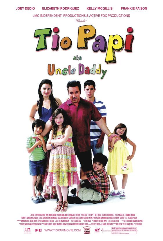 Tio Papi Poster #1