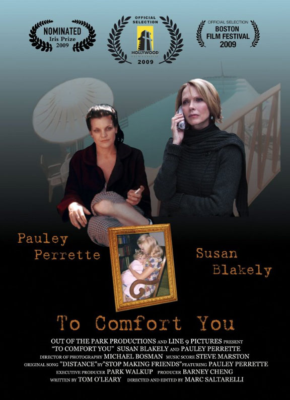 To Comfort You Poster #1