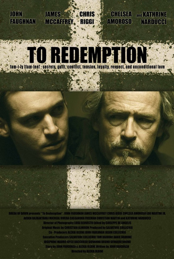 To Redemption Poster #1