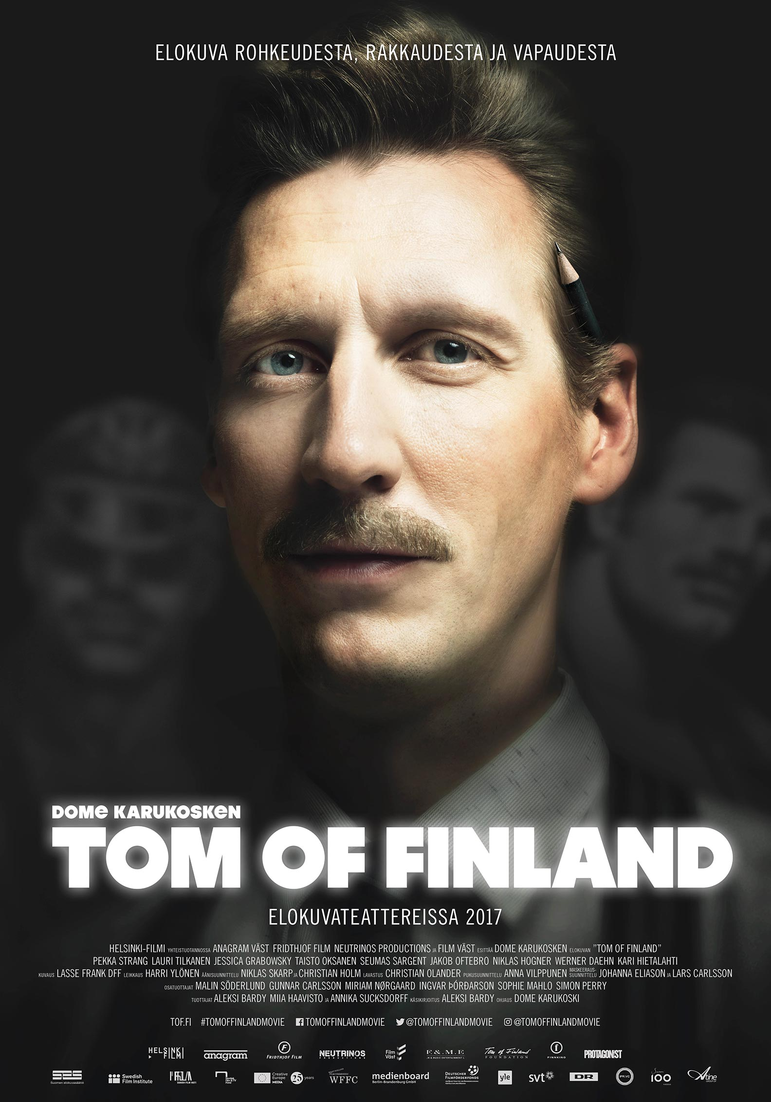 Tom of Finland Poster #1