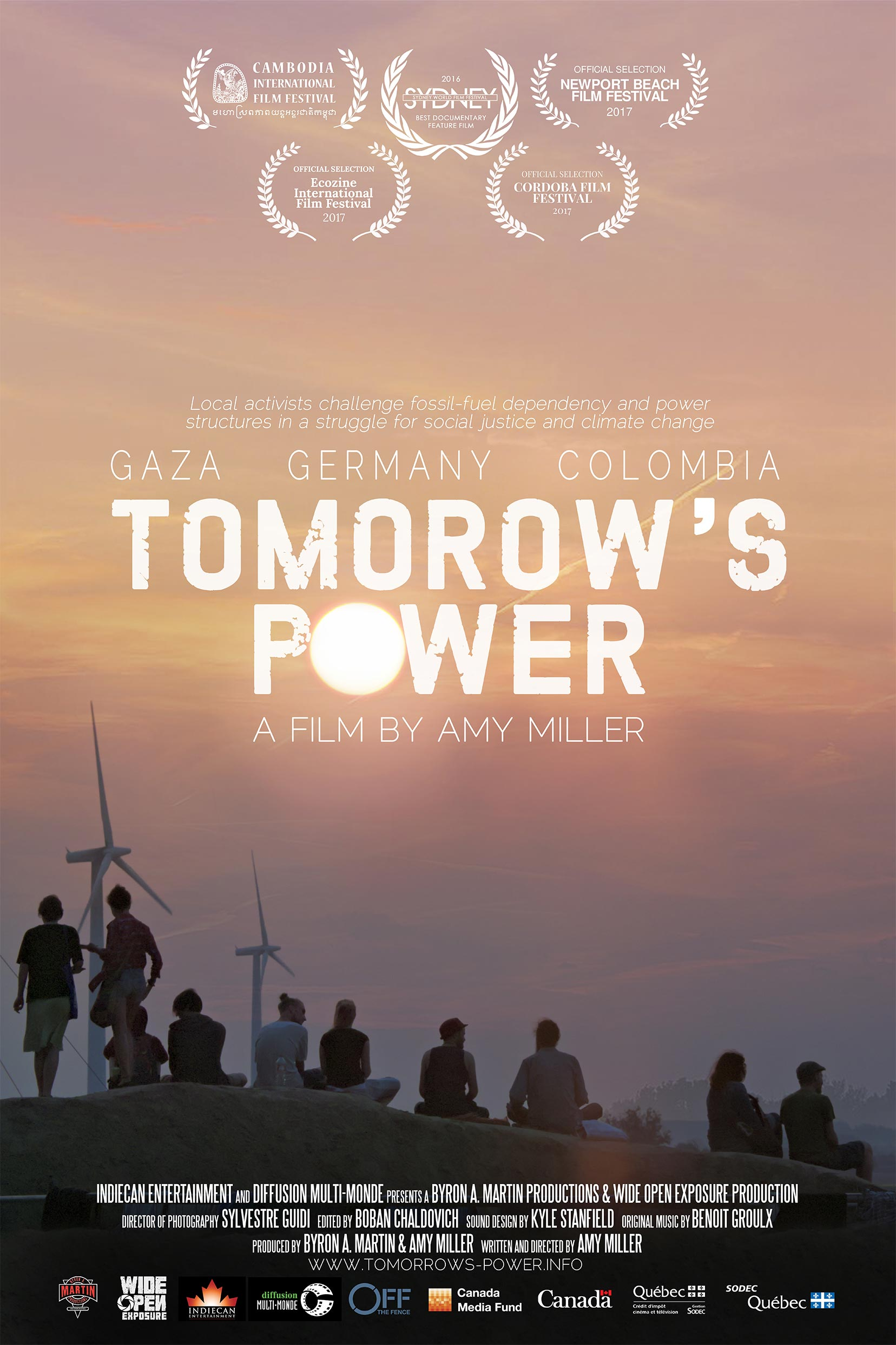 Tomorrow's Power Poster #1