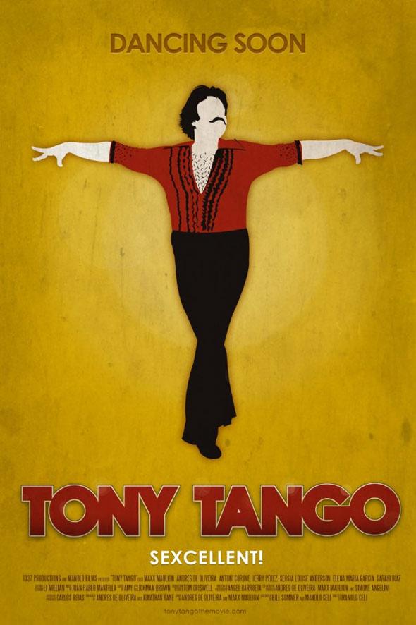 Tony Tango Poster #1