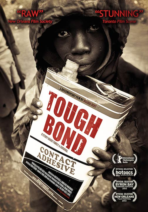 Tough Bond Poster #1