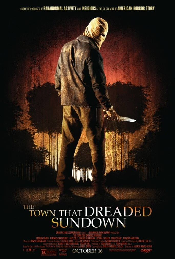 The Town That Dreaded Sundown Poster #1