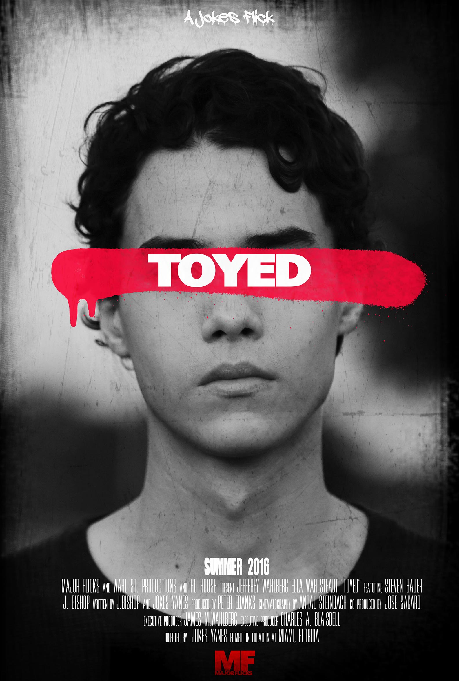 Toyed Poster #1