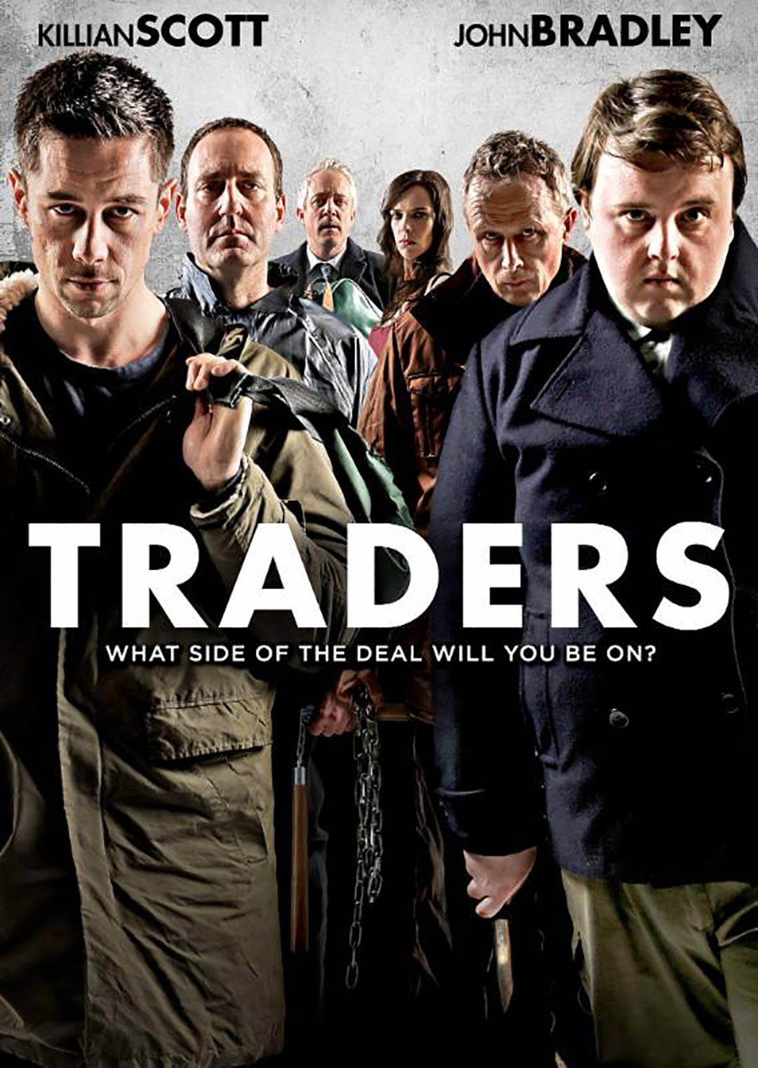 Traders Poster #1