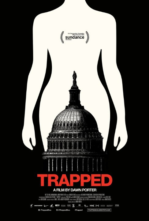 Trapped Poster #1