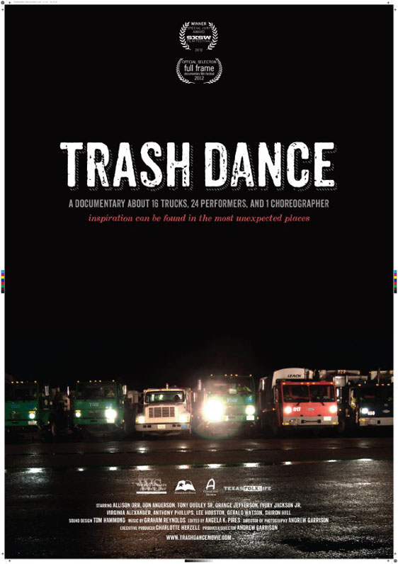 Trash Dance Poster #1
