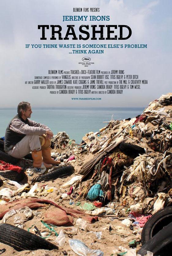 Trashed Poster #1