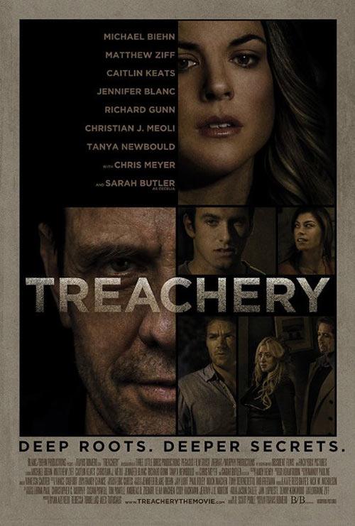 Treachery Poster #1