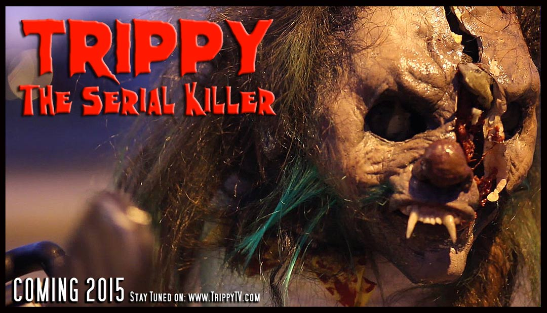 Trippy the Serial Killer Poster #1