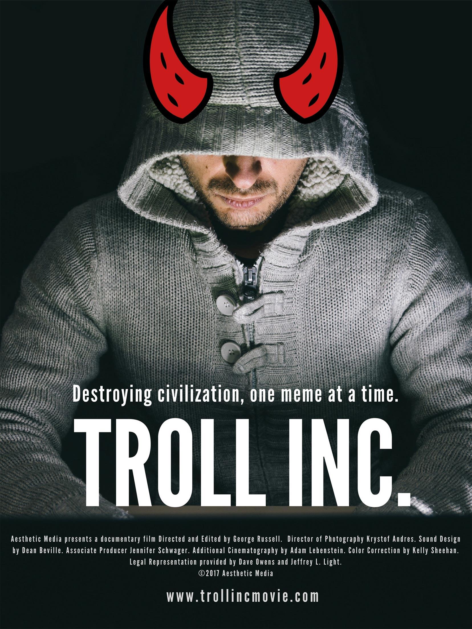 Troll Inc. Poster #1