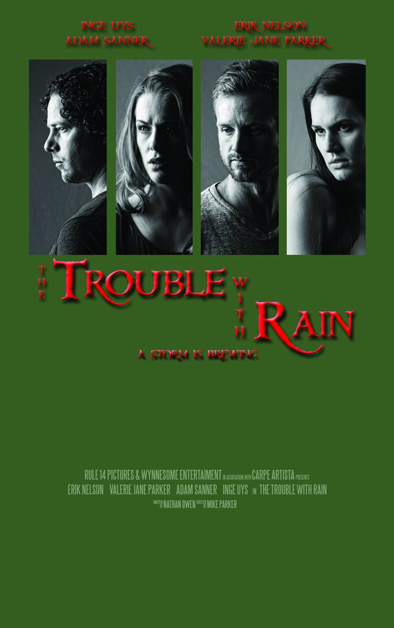 The Trouble with Rain Poster #1