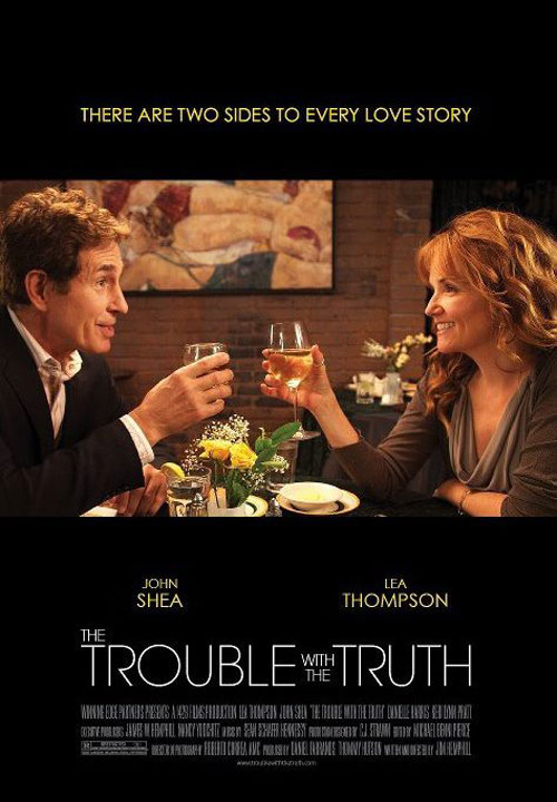 The Trouble with the Truth Poster #1