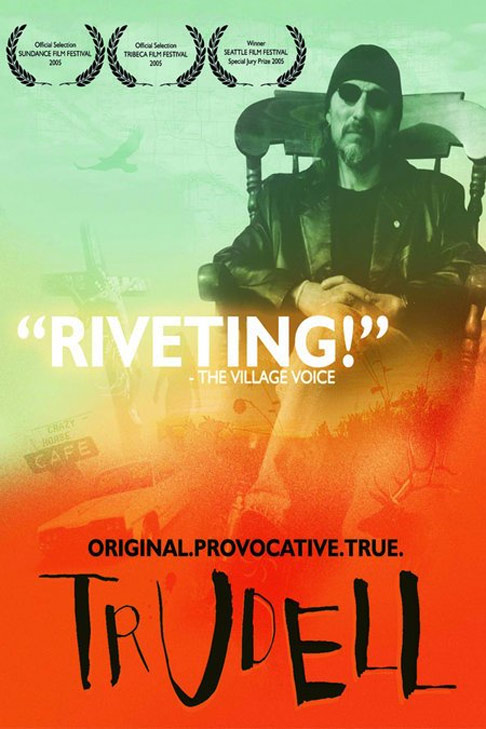 Trudell Poster #1