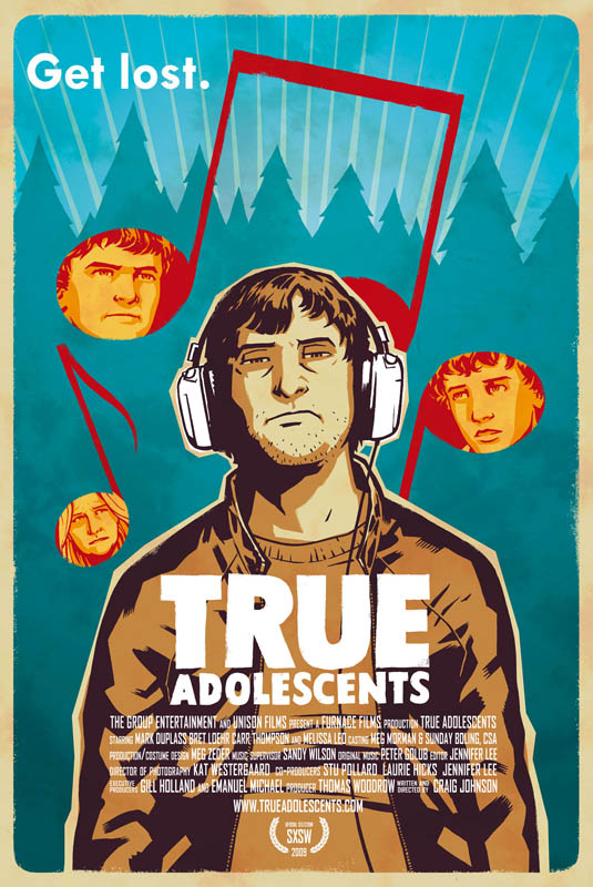 True Adolescents Poster #1