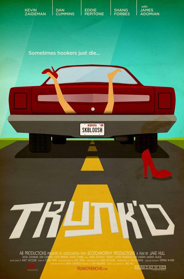 Trunk'd Poster #1