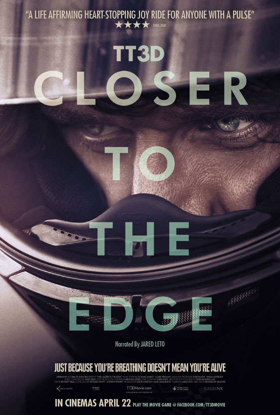 TT3D: Closer To The Edge Poster #1