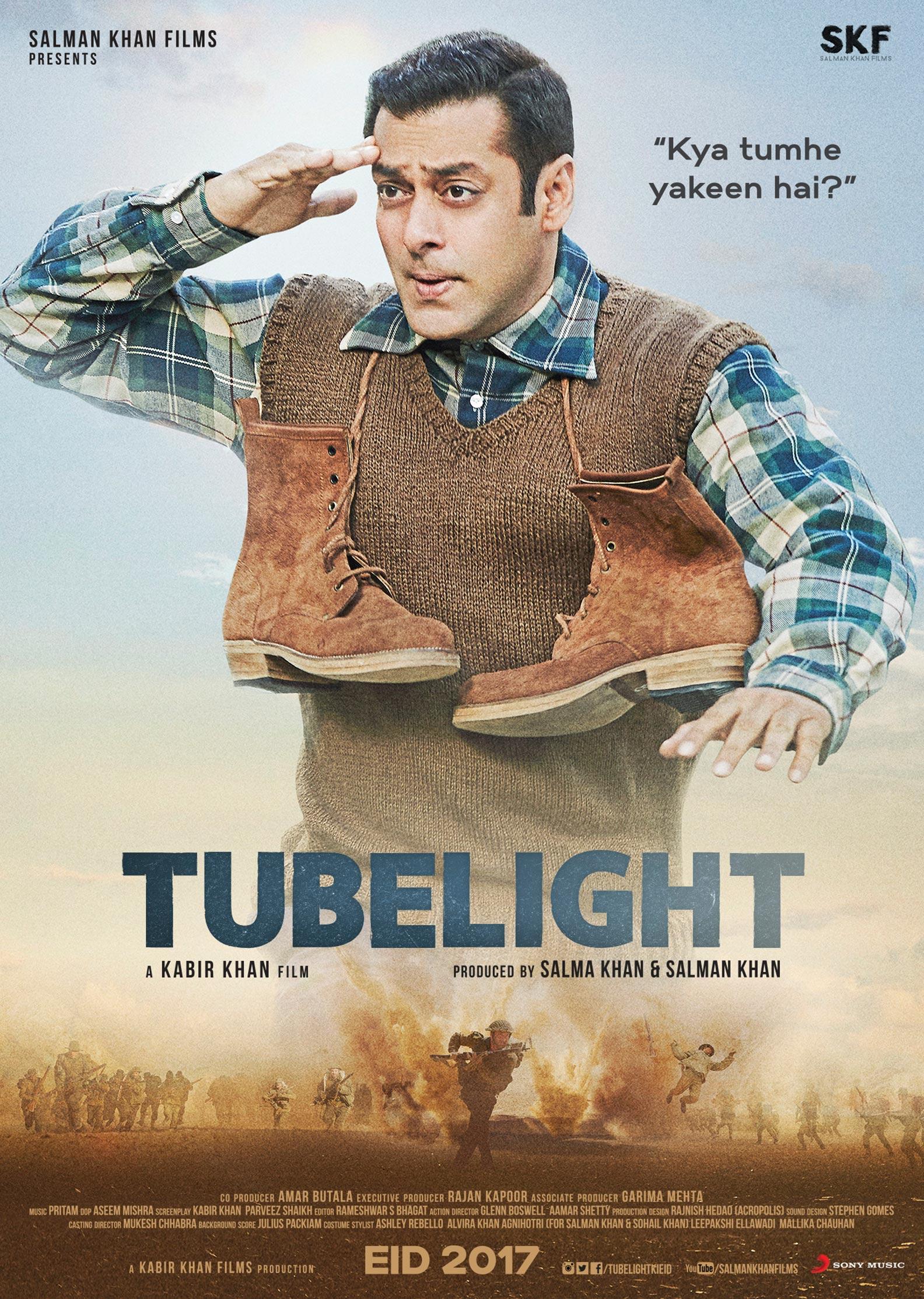 Tubelight Poster #1