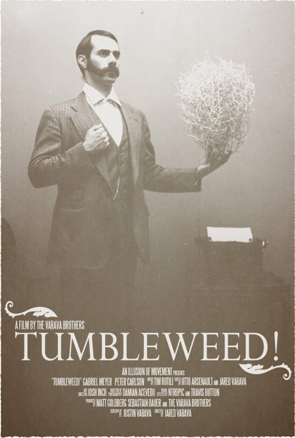Tumbleweed! Poster #1