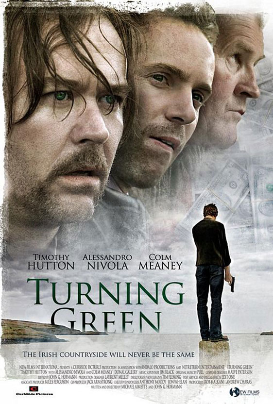 Turning Green Poster #1