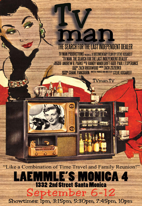 TV Man Poster #1
