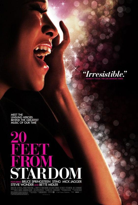 Twenty Feet from Stardom Poster #2