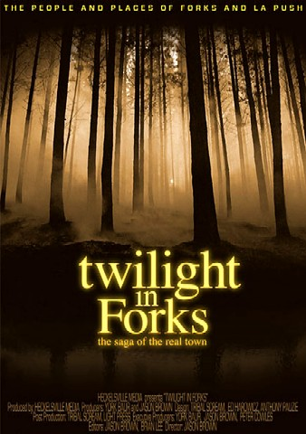 Twilight in Forks Poster #1