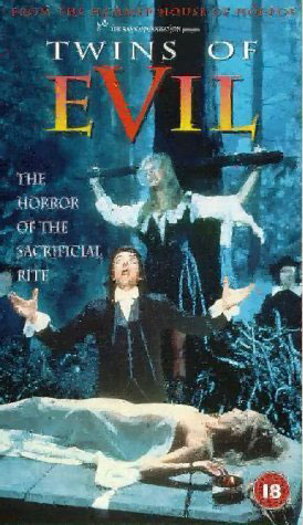 Twins of Evil Poster #1