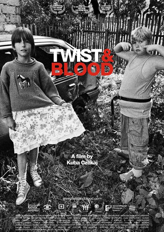 Twist & Blood Poster #1