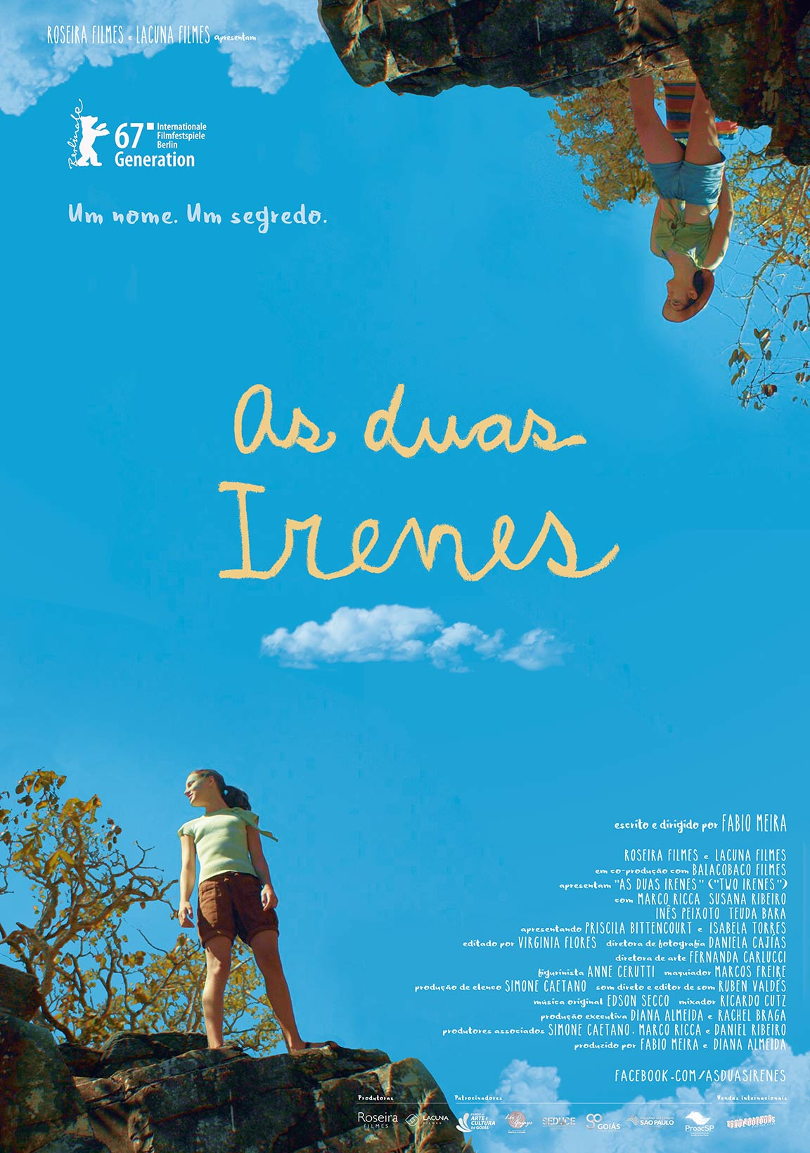 Two Irenes Poster #1
