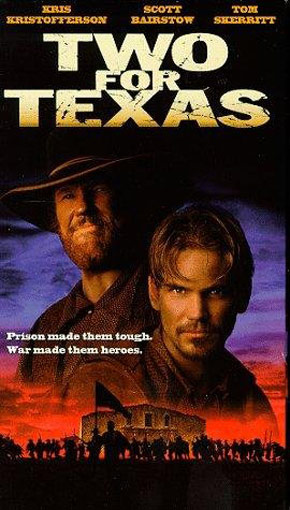 Two for Texas Poster #1