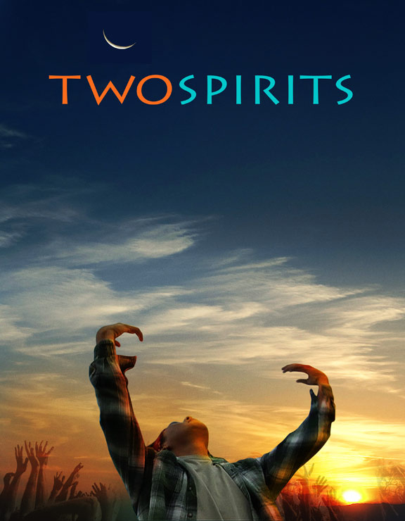 Two Spirits Poster #1